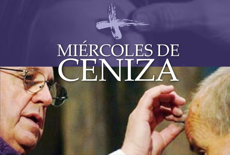 MIERCOLES CENIZA